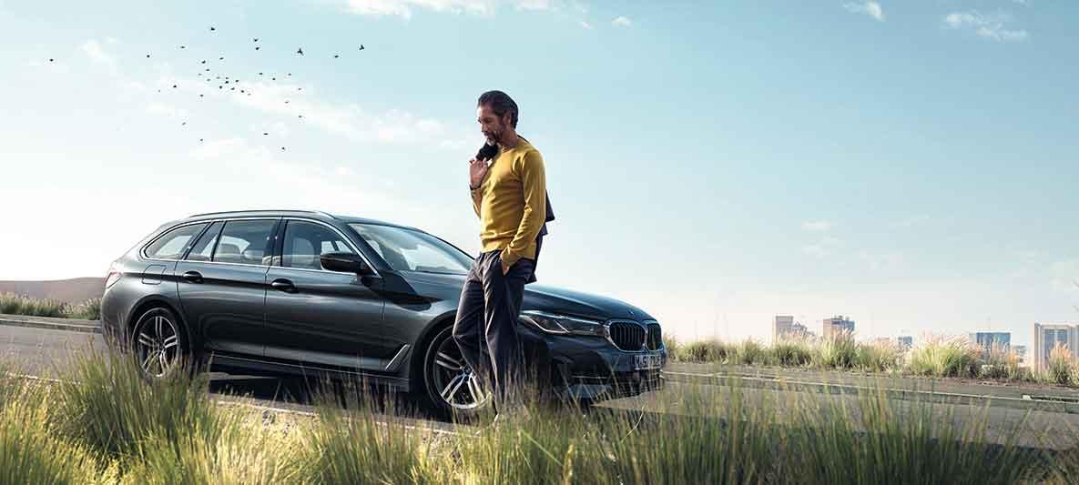 Entspannen mit dem BMW Abo in Österreich.